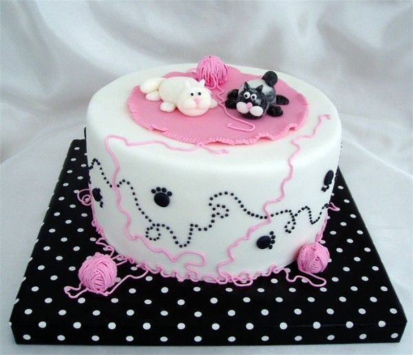 I want this for my birthday Cat Cakes Pinterest Sweet tooth