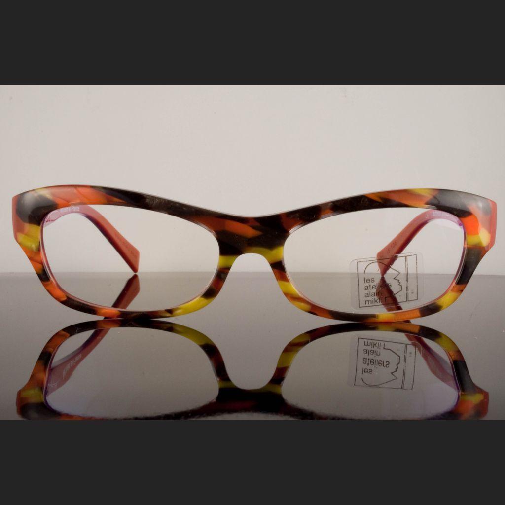 Alain Mikli Eyeglasses AL1010 Col. B04C Limited Edition