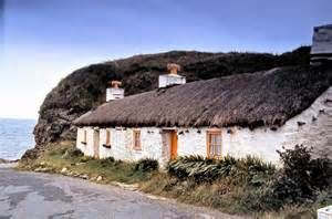 Images of thatched cottages on Isle of Man - Bing images