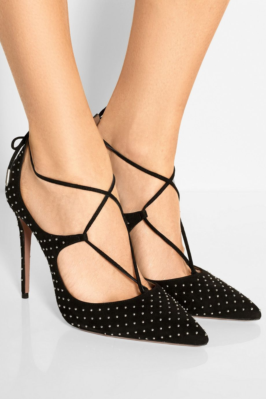 Christy pumps - Black Aquazzura 9b7xGBw