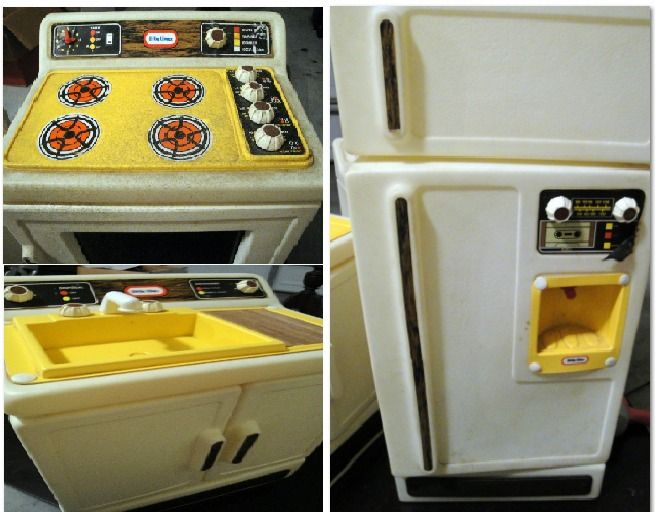 Little Tikes Play Kitchen. This Is The Kitchen I Had When I Was Little.  Little Tikes Kitchen Set