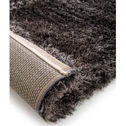 Photo of benuta Hochflor Shaggyteppich Lea Anthrazit 200×290 cm – Langflor Teppich für W…