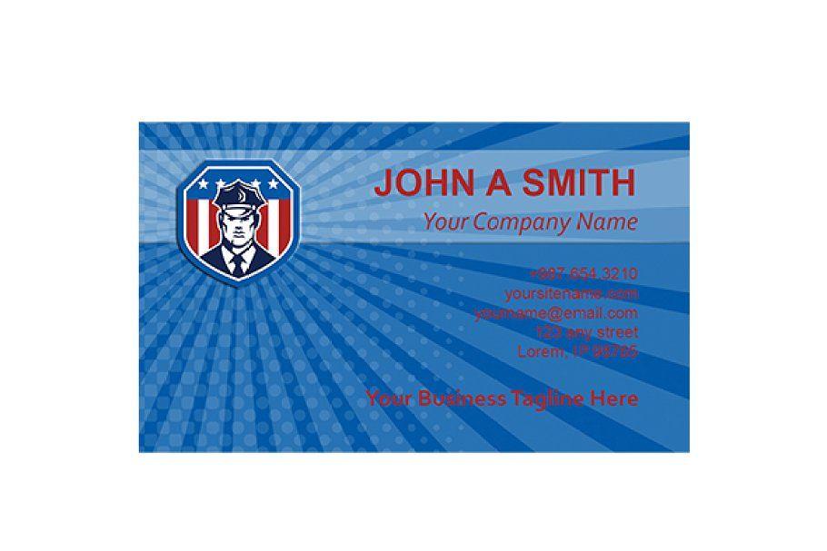 Business Card Template American Secu Business Card Template Card Template Templates
