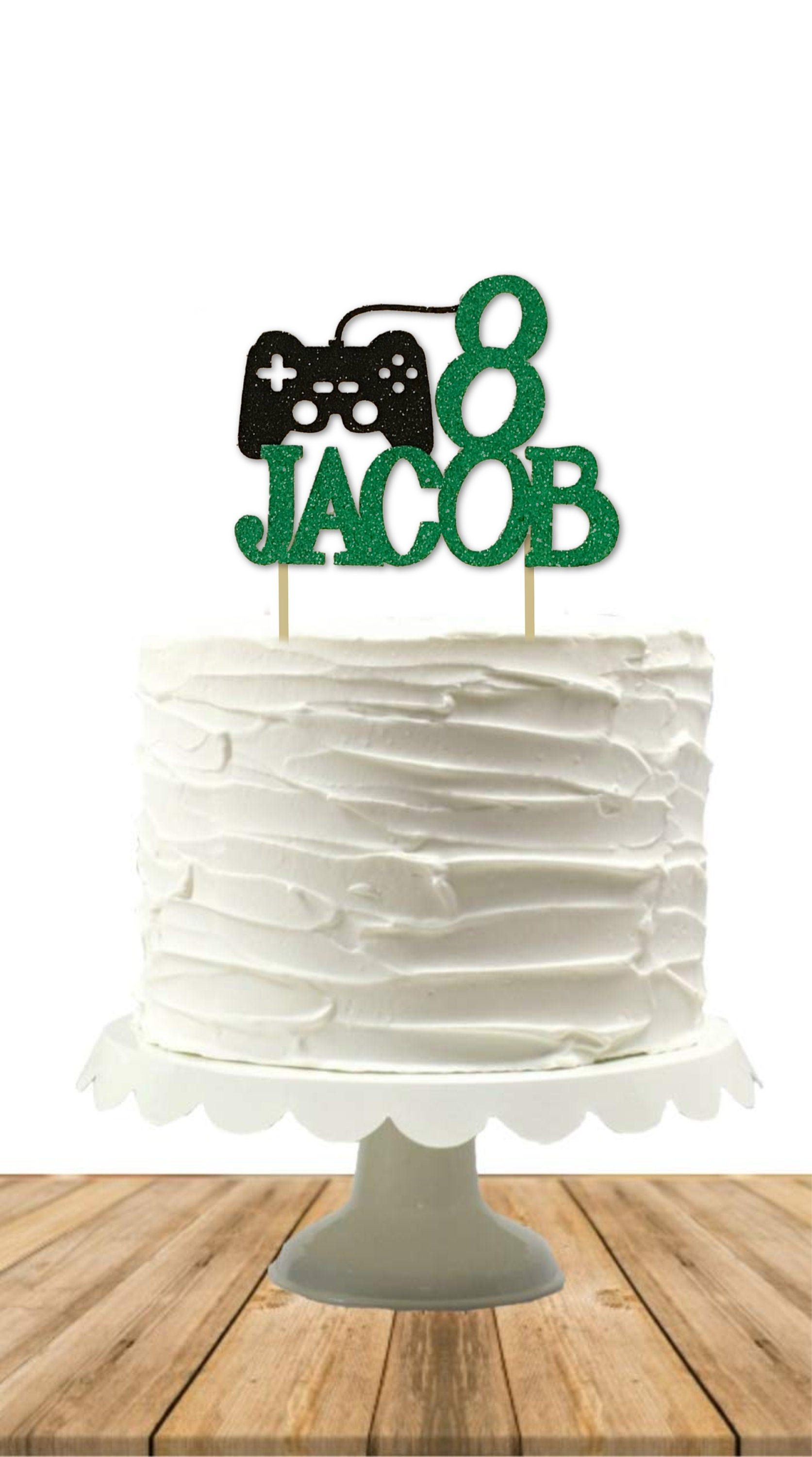 Pin On Sports Cake Topper