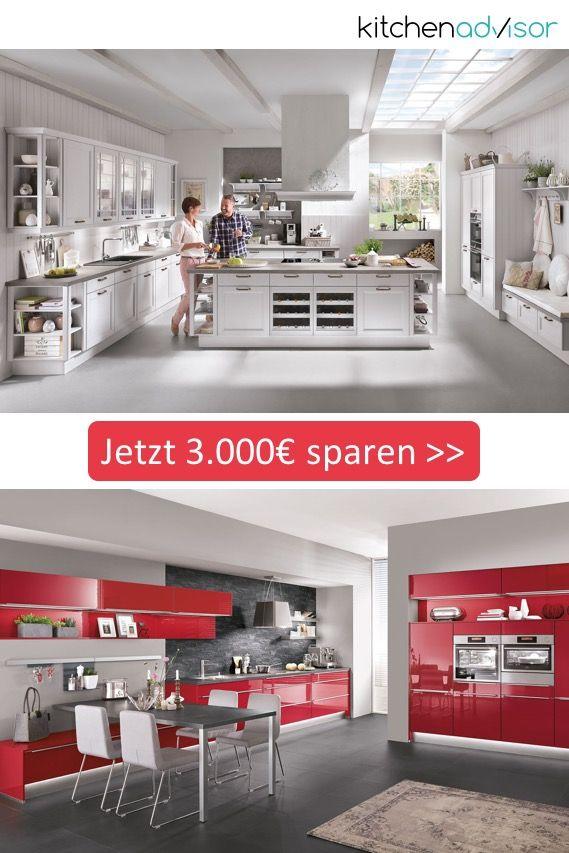 Jetzt mit dem Küchenkonfigurator kostenlose Angebote