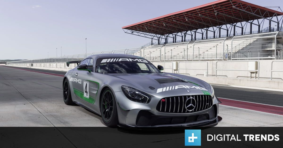 bit.ly/2oskBis Mercedes-AMG turns the GT R into a no-compromise endurance racer