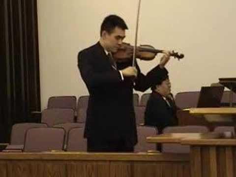 Ben Chan, Larry Gee: Tchaikovsky Violin Concerto, 1st mvmt