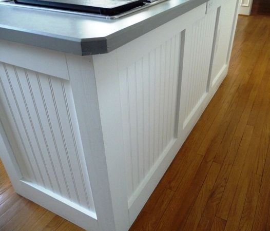 Make Over Kitchen Cabinets Beadboard Kitchen Kitchen Island