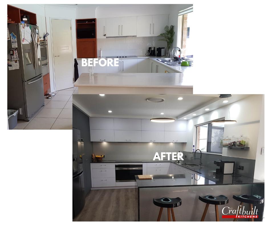 Gold Coast Kitchen Renovation in 2020 Kitchen renovation