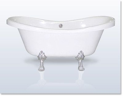 The Bath Spot Clawfoot Tubs With Air Jets With Images