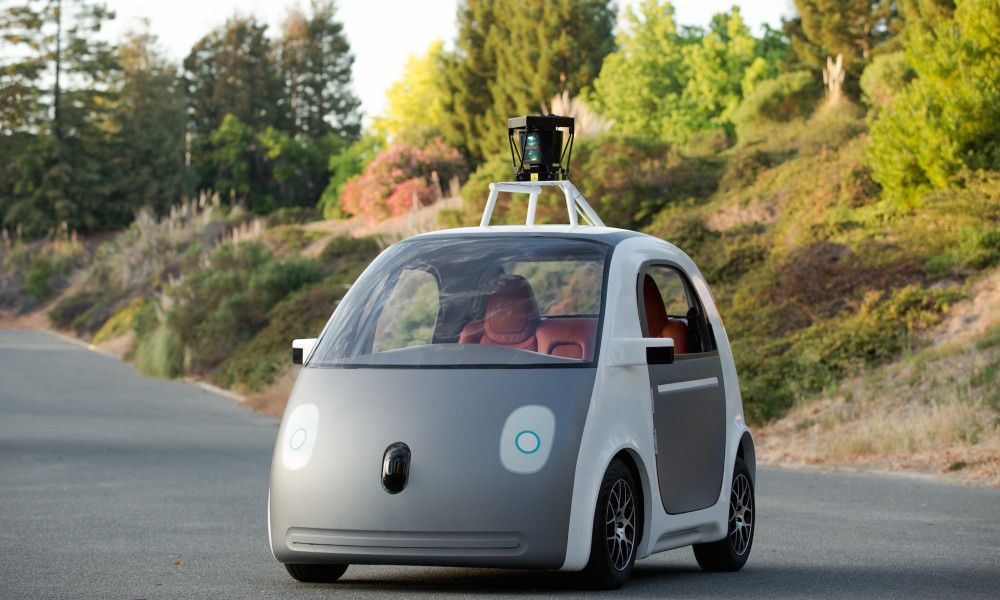 Much needed Legal breakthrough for Google's selfdriving