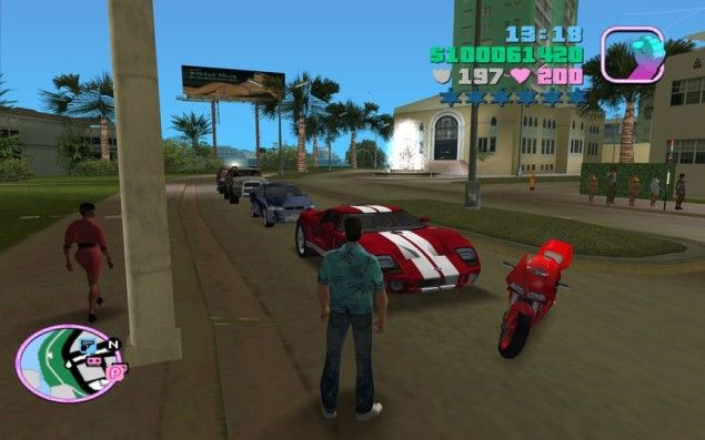 Gta Liberty City Stories Debuts On Ios Runs At 60fps And Has 3d Grand Theft Auto City Games Download Games
