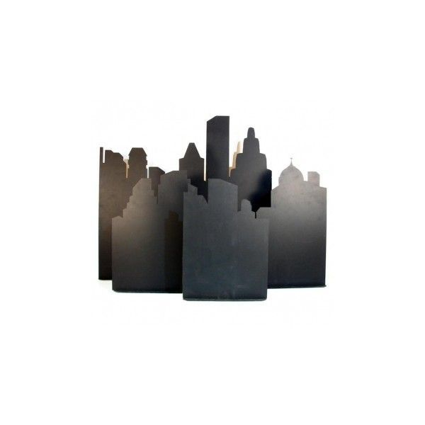 Event Prop Hire New York Theme City Skyline Cutout Found On