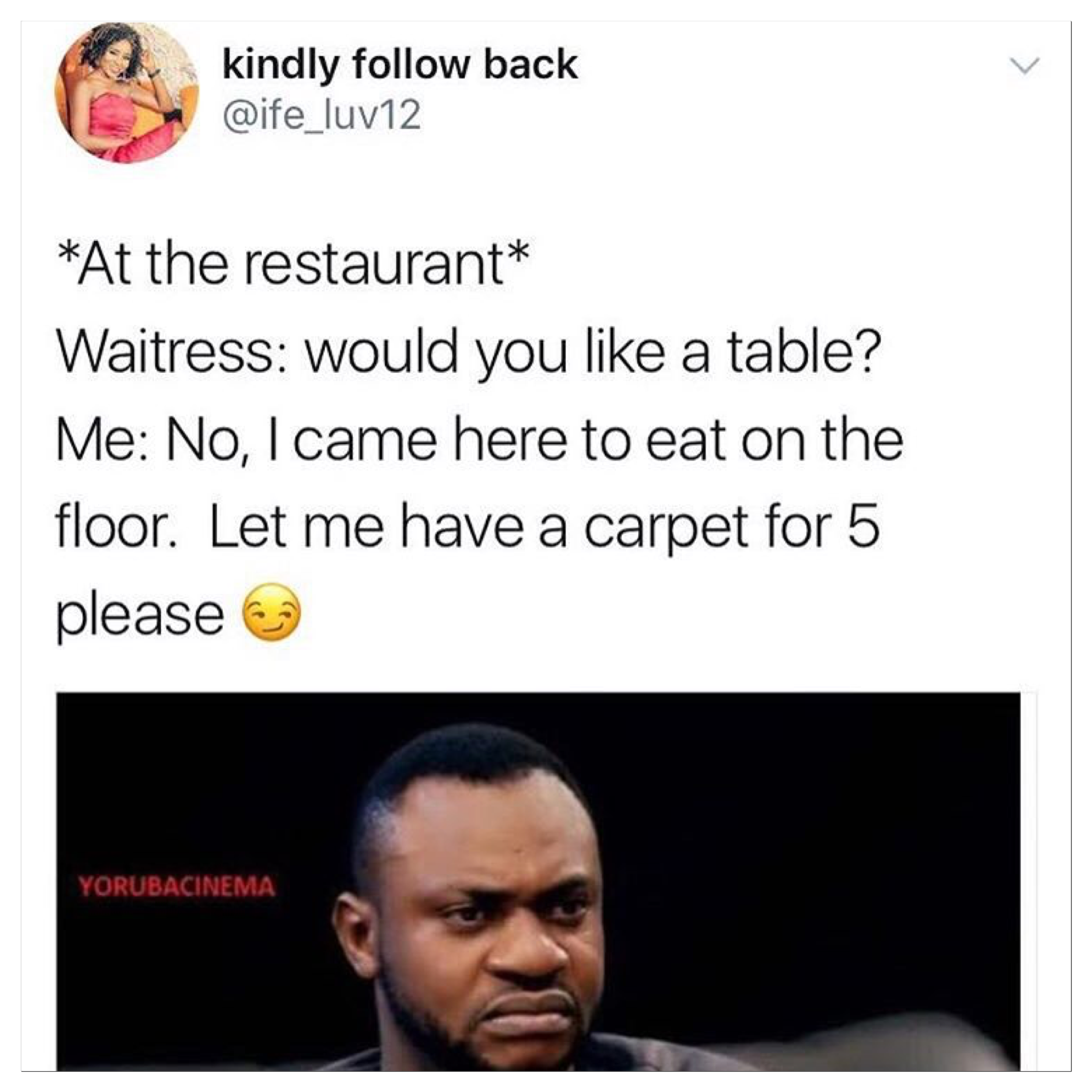Pin By Asian Nkutt On Nigerian Humor Make Me Laugh Funny Memes Laugh