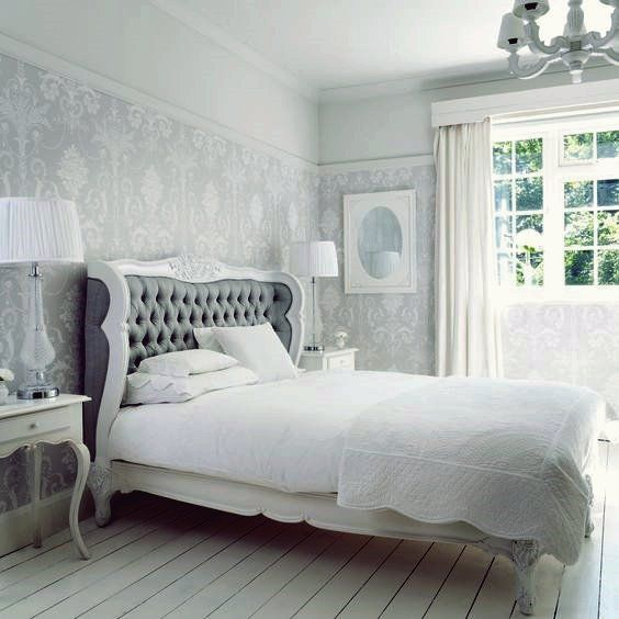 10 wirklich faszinierende weiße Schlafzimmer Entwürfe im ...