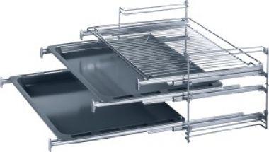 Siemens Telescopic Rails Hz338357 Oven Accessory Oven Accessories Built In Double Ovens Appliances Direct