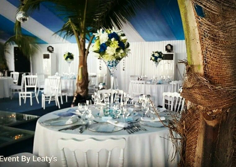 Private Bday Party Heaven Theme By Event By Leatys Event By