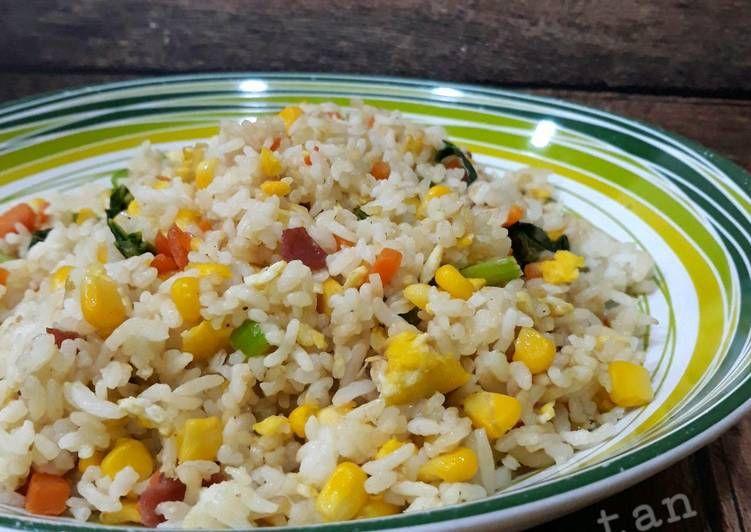 Nasi Goreng Hongkong Resep Resep Resep Masakan Asia Makanan Minuman
