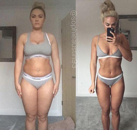 Como perder peso y grasa en poco tiempo