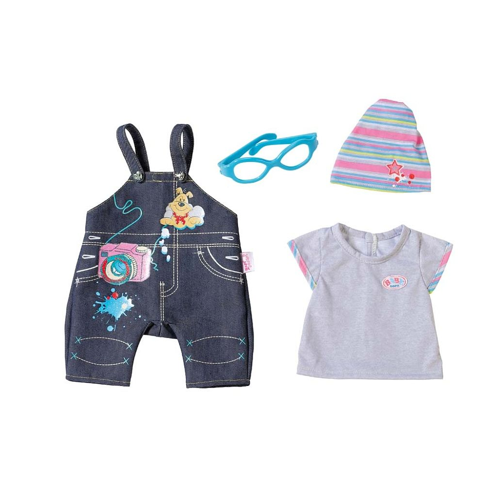 Baby Born Collectie Classic Jeans Assortiment Zapf Creation Toys R Us Outfits Jeans Poppenkleertjes