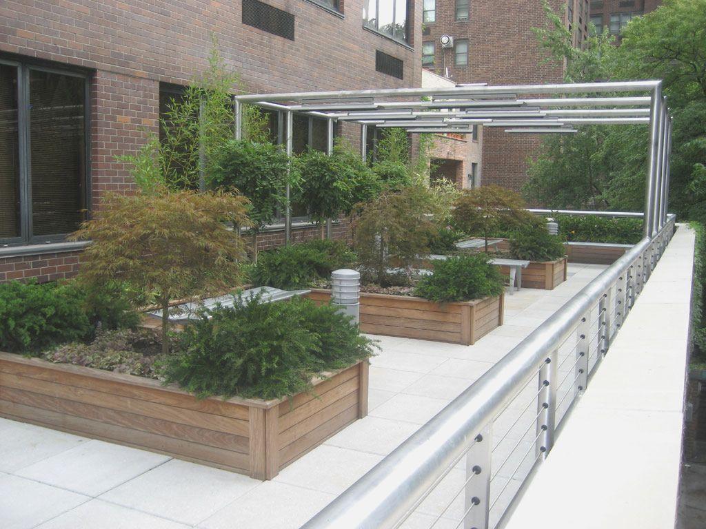 Small Terrace Garden Design Ideas more picture Small ...