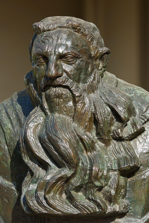 Bourdelle/Buste de Rodin