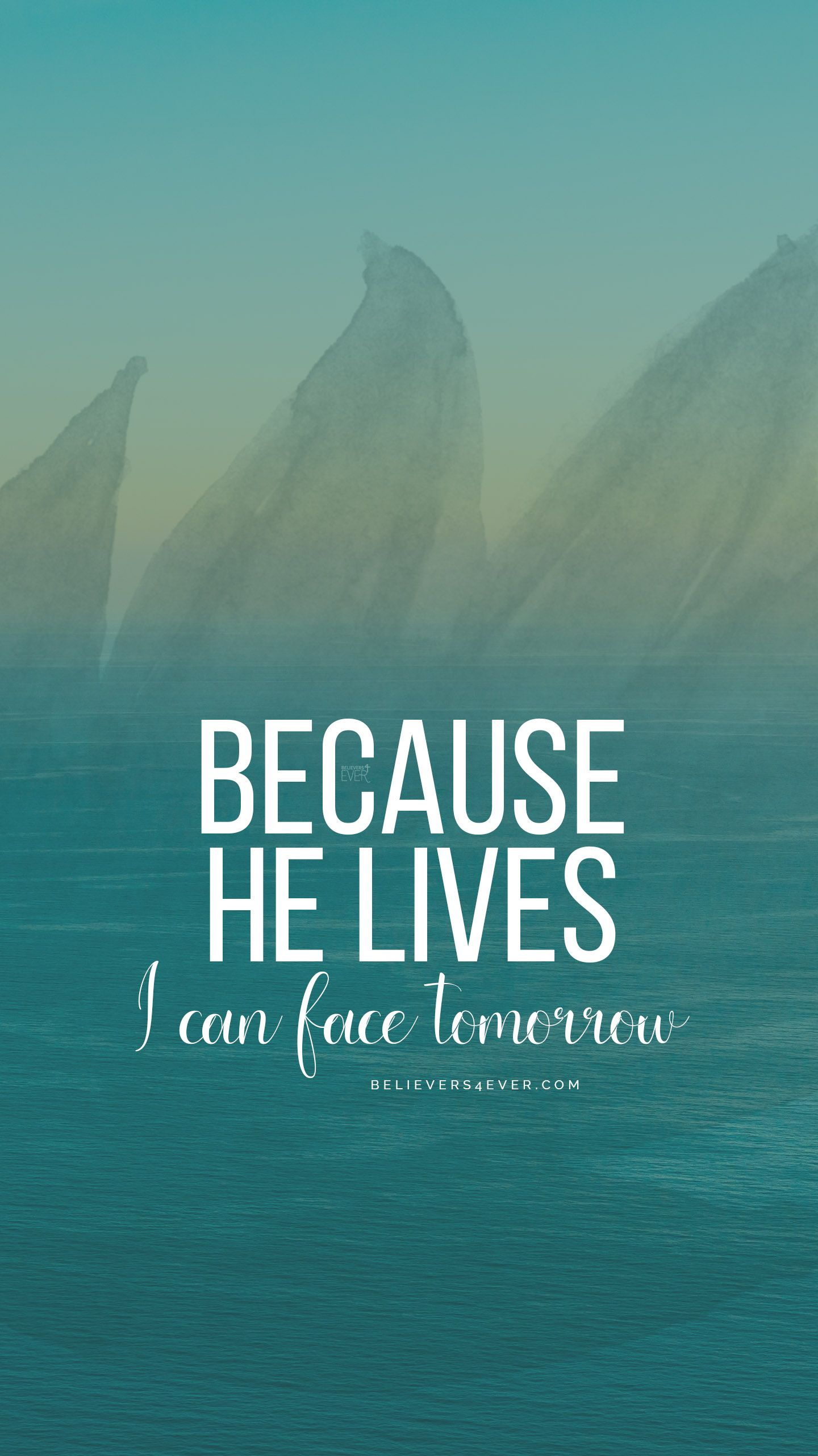 Because he lives mobile wallpaper #mobile #wallpaper #iphonewallpaper #android #christian