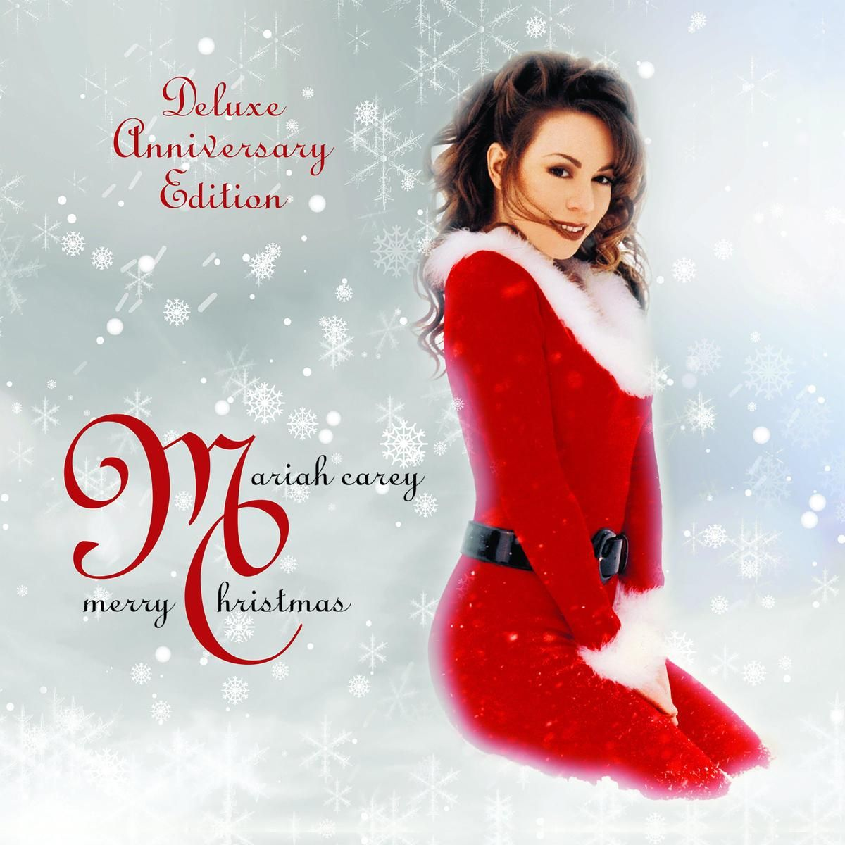 Merry Christmas Deluxe Anniversary Edition 2cd Mariah Carey Mariah Carey Christmas Mariah Carey Mariah Carey Merry Christmas