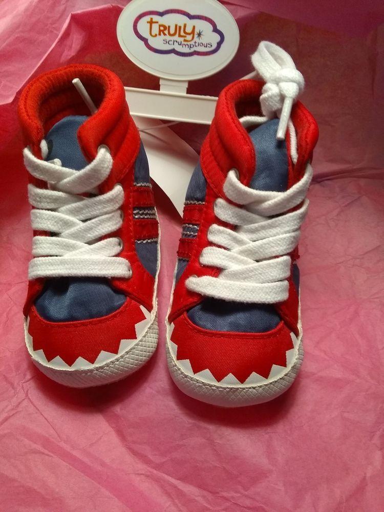 Toys R Us Boys Size 2 Shoes Fashion Clothing Shoes Accessories Babytoddlerclothing Babyshoes Ebay Baby Shoes Baby Toddler Clothing My Style
