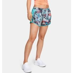 Photo of Women's shorts including Fly-By, with Under ArmorUnder Armor print