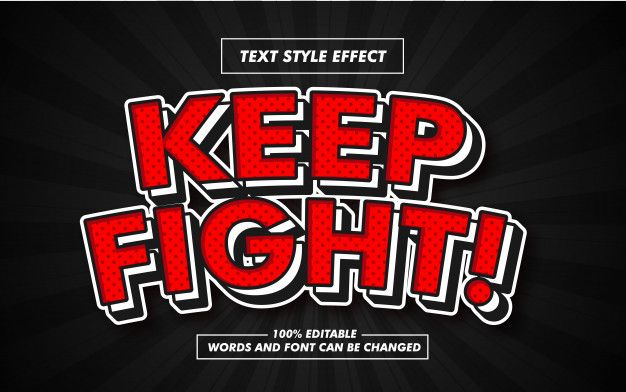 Download Red Bold Text Style Effect | Text style, Comic text, Cyber ...