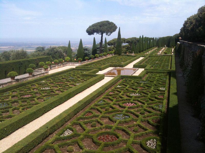24ef11ba95932e7c385876ed495b73a7 - Barberini Gardens Of The Pontifical Villas