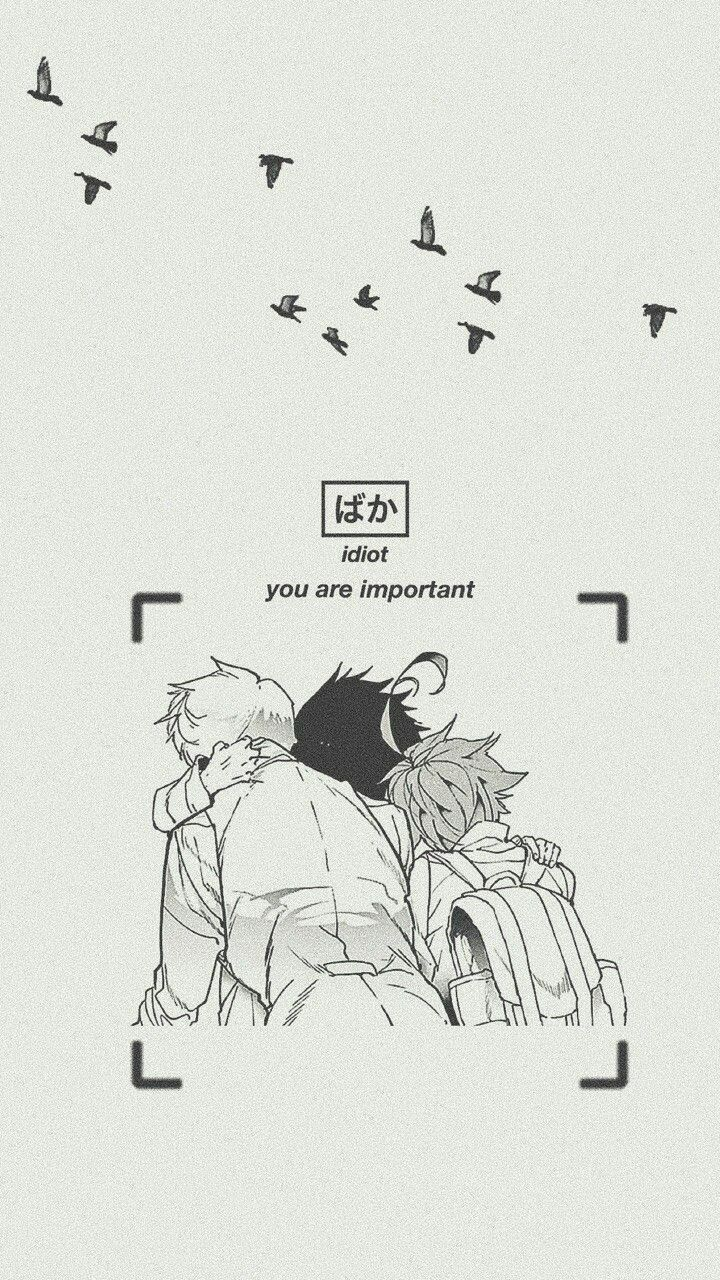 🌿 Wallpapers De The Promised Neverland 🌿