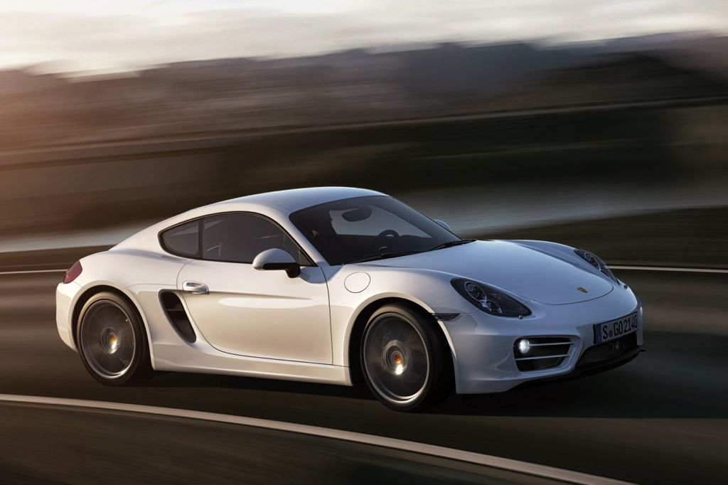 7 Sporty Cars With Surprisingly Good Gas Mileage