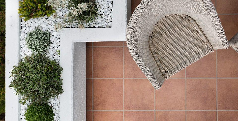 Terrassen mit Cotto-Fliesen wirken wie geradewegs aus dem Chianti - landhaus fliesen küche
