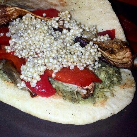 Tortillas: avocado, canapa e quinoa! Su www.traccediseppia.it