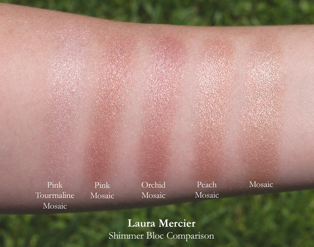 shimmer bloc laura mercier swatches (With images) | Laura mercier ...
