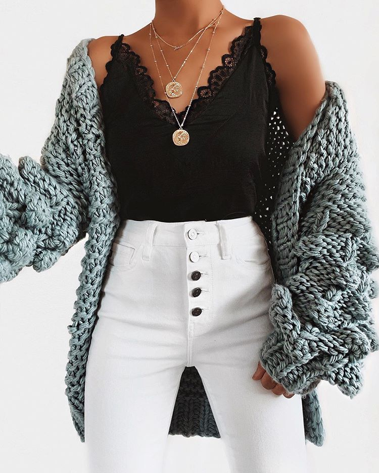 Entire outfit via @vicidolls vicidolls vicicollab Discount Code TALIA20 for 20% off Bodysuit Lovers + Dreamers Lace Bodysuit Jeans… is part of Outfits -