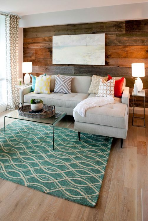3 Simple Ways to Style Cushions on a Sectional (or Sofa) Home