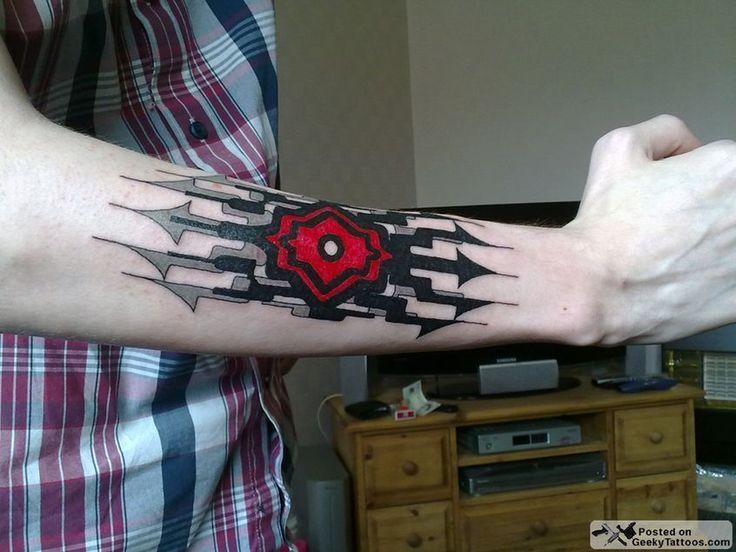 Tattoo Ideas For Men The 100 Best Video Game Tattoos Gamesradar