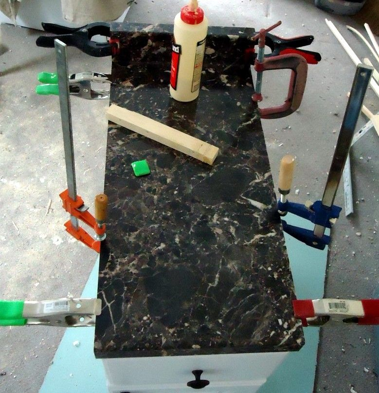 how to install laminate countertop sheets cabinet ideas pinterest laminate countertop. Black Bedroom Furniture Sets. Home Design Ideas