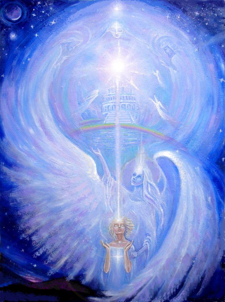 верхнем картинка мудрость ангелов эксклюзивным хобби