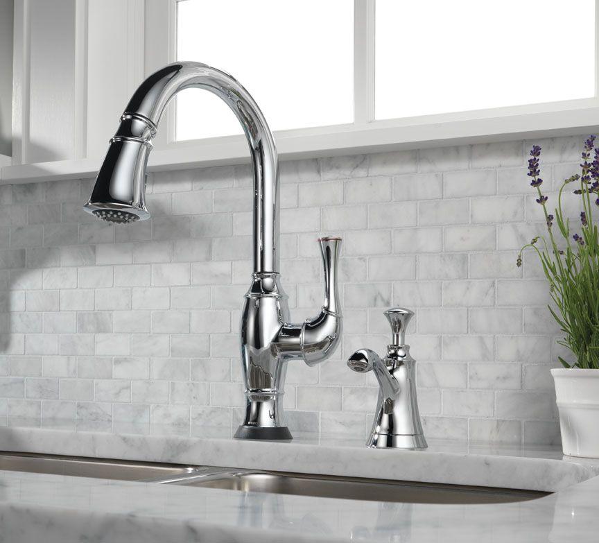Brizo Talo Kitchen Faucet Brizo Denver Showroom Pinterest Kitchen Faucets Faucet And Kitchens