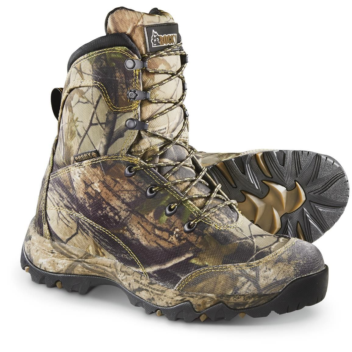 Sportsman's Guide has your Rocky GameSeeker Hunting Boots, Realtree APG  available at a great price in our Hunting Boots collection