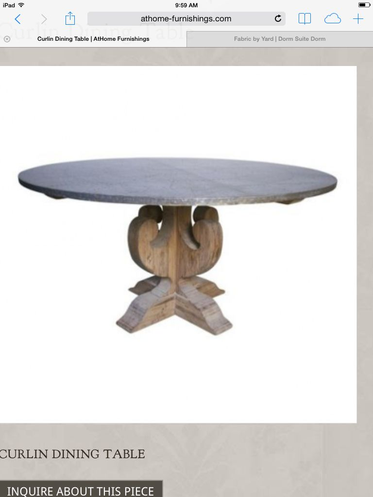 like this table | 60 round dining table, Round dining ...