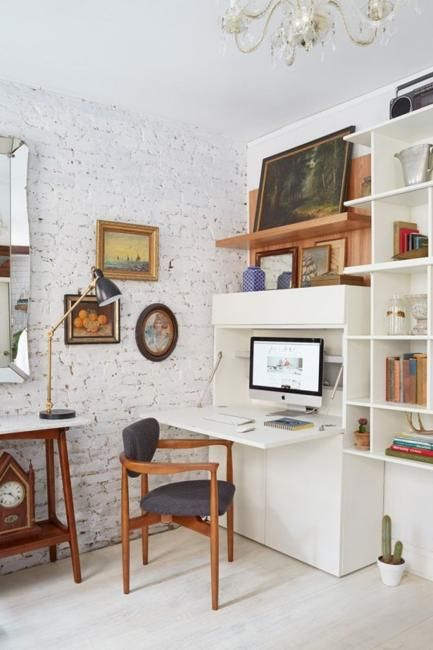 home office ideas small spaces work. Fine Small 22 Space Saving Ideas For Small Home Office Storage Inside Spaces Work I