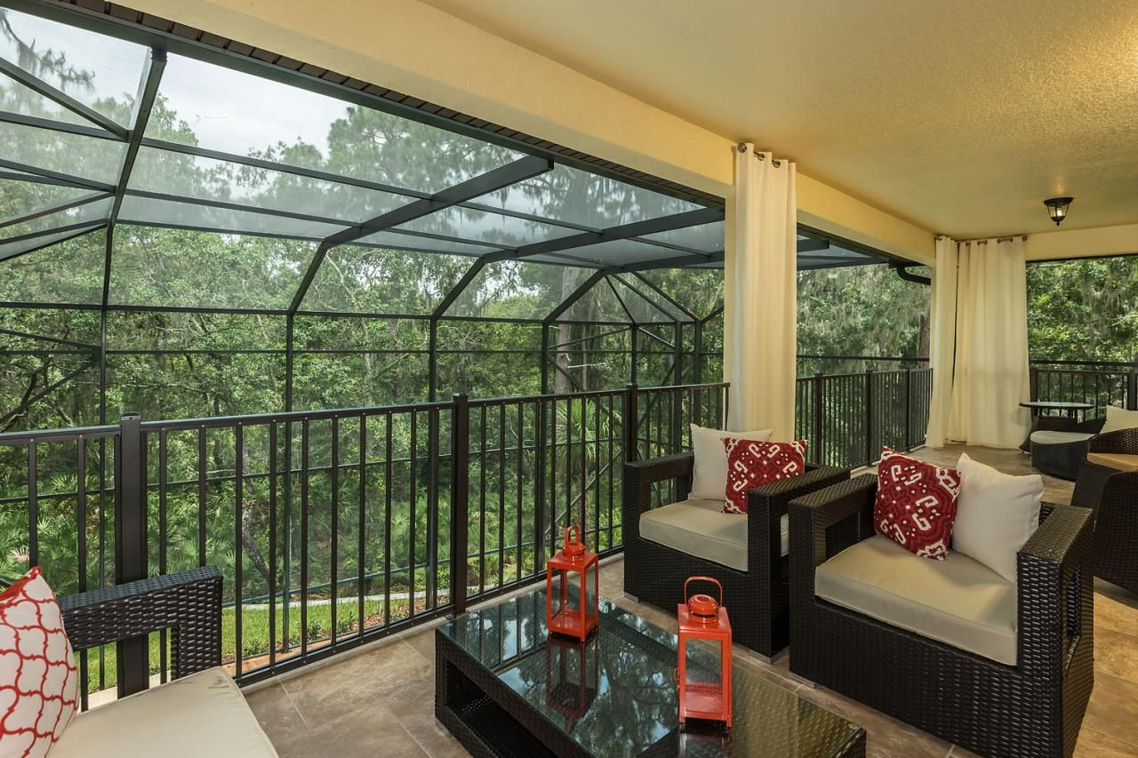 Modern covered balcony design google search home decorating pinterest balcony design - Houses with covered balconies ...