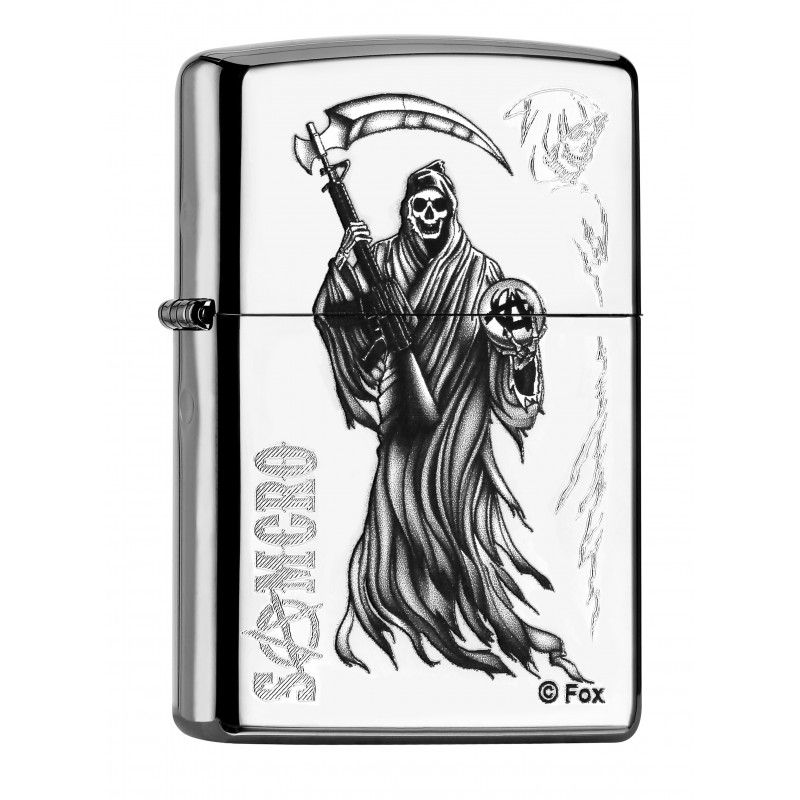 sons of anarchy zippo lighters  ca5273f77