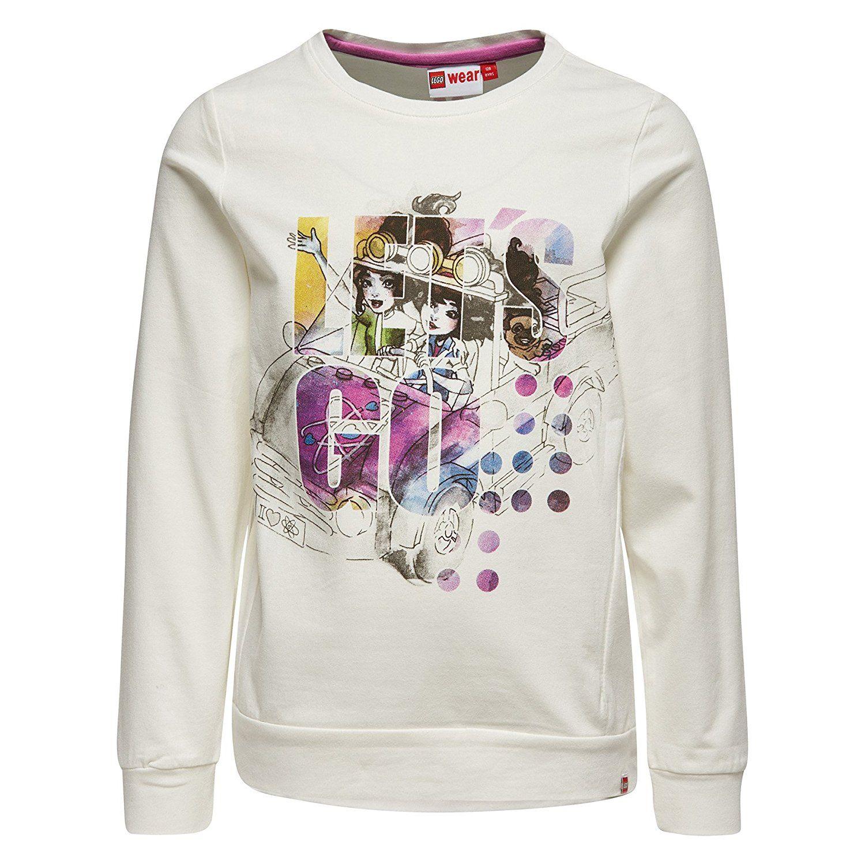 Lego Wear Girls Longsleeve T-Shirt
