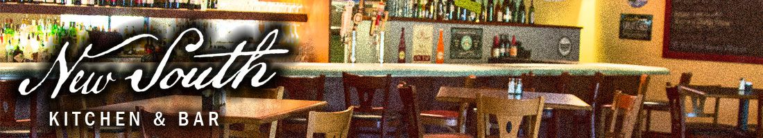 New South Kitchen And Bar Restaurant Menu Design Cozy Bar Four Restaurant